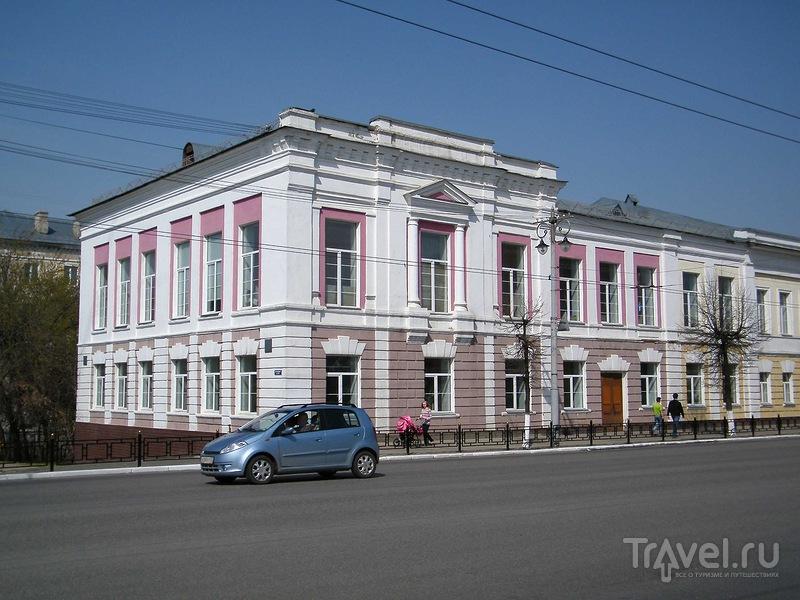 В городе Владимир, Россия / Фото из России