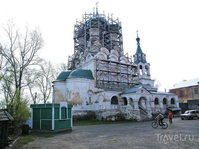 Старообрядческая Успенская церковь во Владимире, Россия / Фото из России
