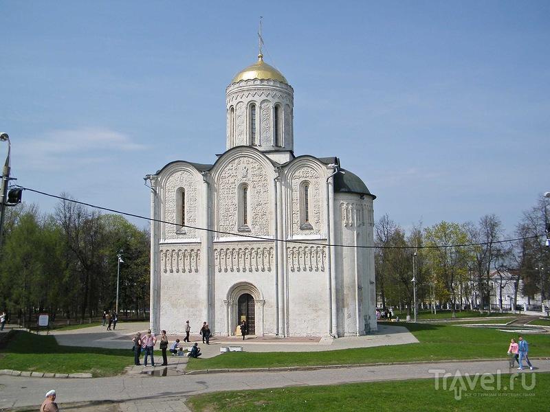 Дмитриевский собор во Владимире, Россия / Фото из России
