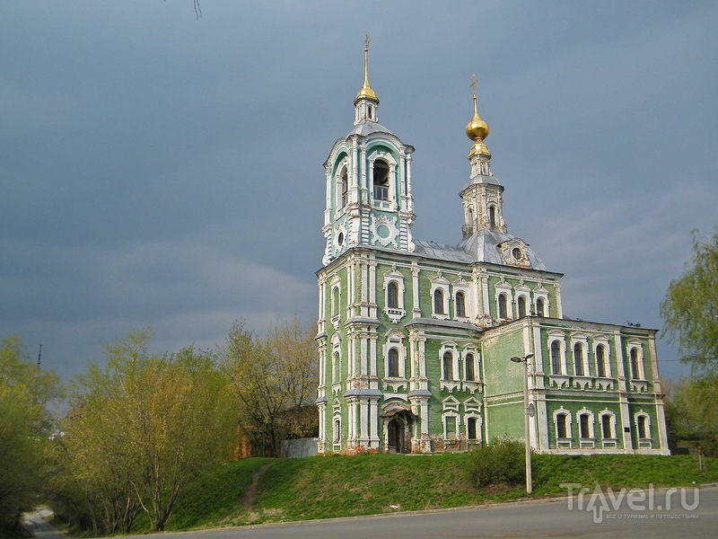 Никитская церковь во Владимире, Россия / Фото из России