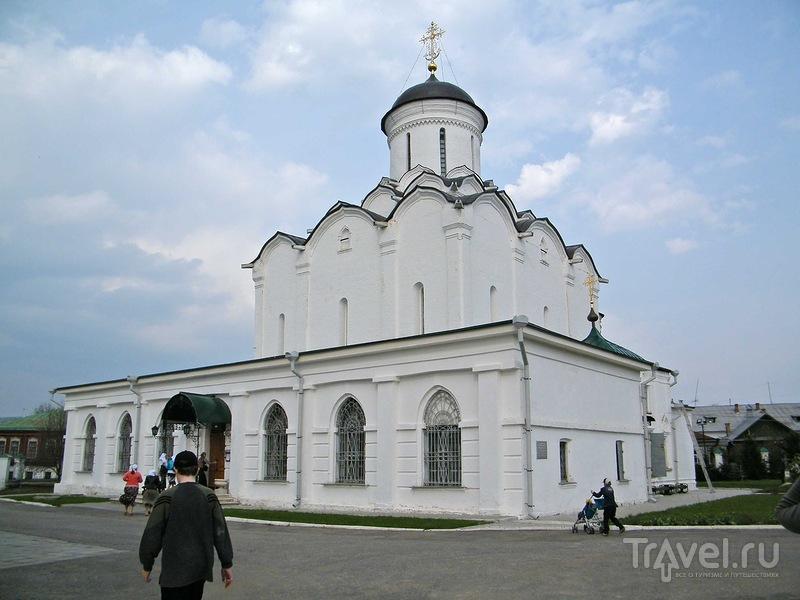 Успенский Княгинин монастырь во Владимире, Россия / Фото из России