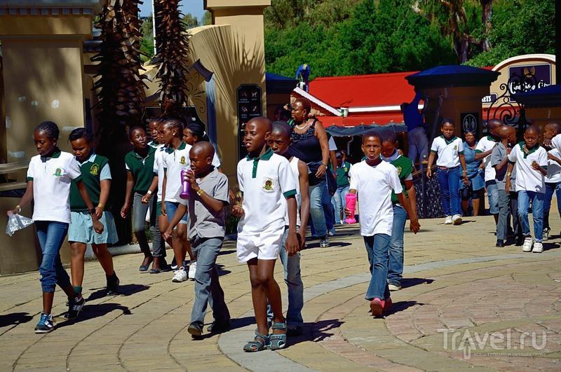 Этот страшный Йоханнесбург / ЮАР