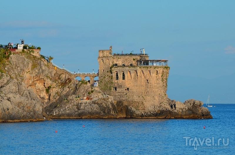 На побережье Амальфи, Италия / Фото из Италии