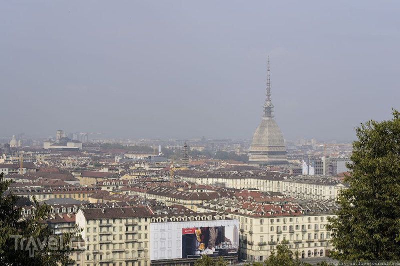 Моле-Антонеллиана в Турине, Италия / Фото из Италии