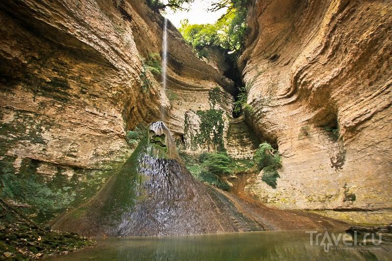 Шакуранские водопады, Абхазия / Фото из Абхазии