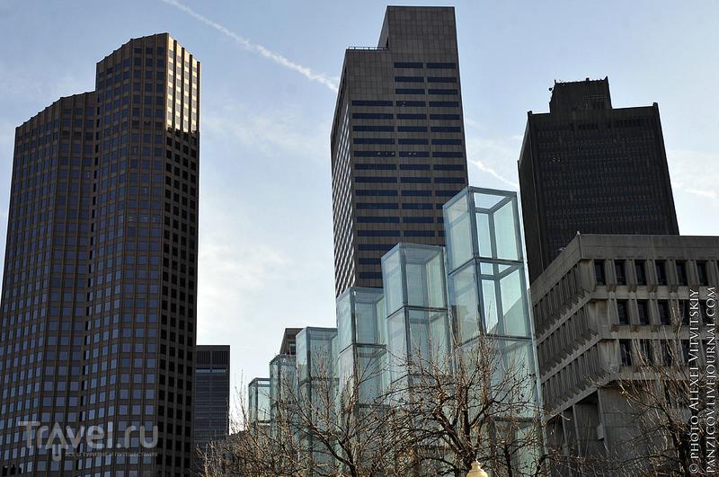 Бостон - самый европейский город Америки / Фото из США