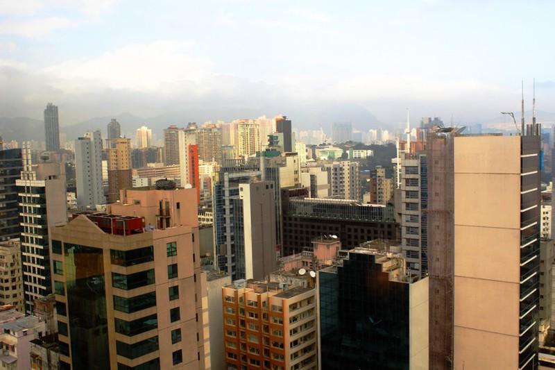 Гонконг. Общие впечатления / Гонконг - Сянган (КНР)