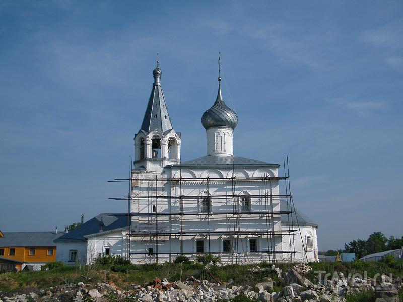 Церковь Знамения Богородицы в Гороховце, Россия / Фото из России