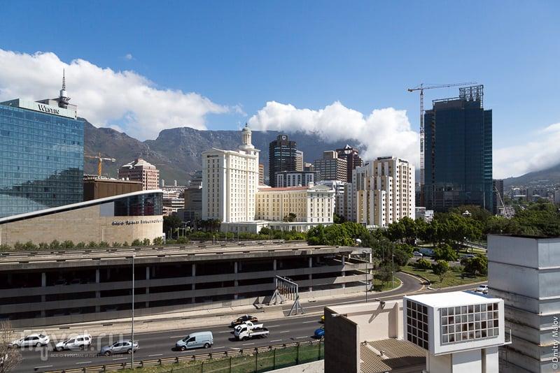 В городе Кейптаун, ЮАР / Фото из ЮАР