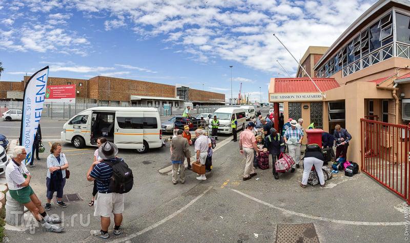 20 дней в океане: из Кейптауна на Тристан-да-Кунья / Фото из ЮАР