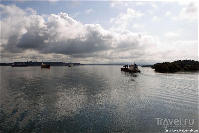 Озеро Гутан, Панама / Фото из Панамы