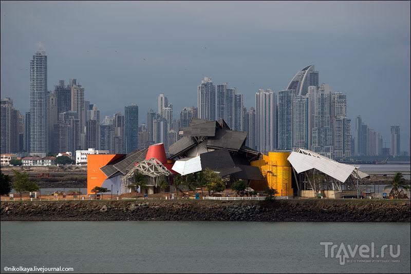 В городе Панама-Сити, Панама / Фото из Панамы