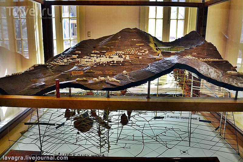 История городка Джером в Аризоне – от медных рудников до исторического парка / Фото из США