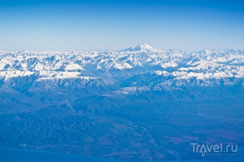 Гора Эльбрус / Фото из Турции