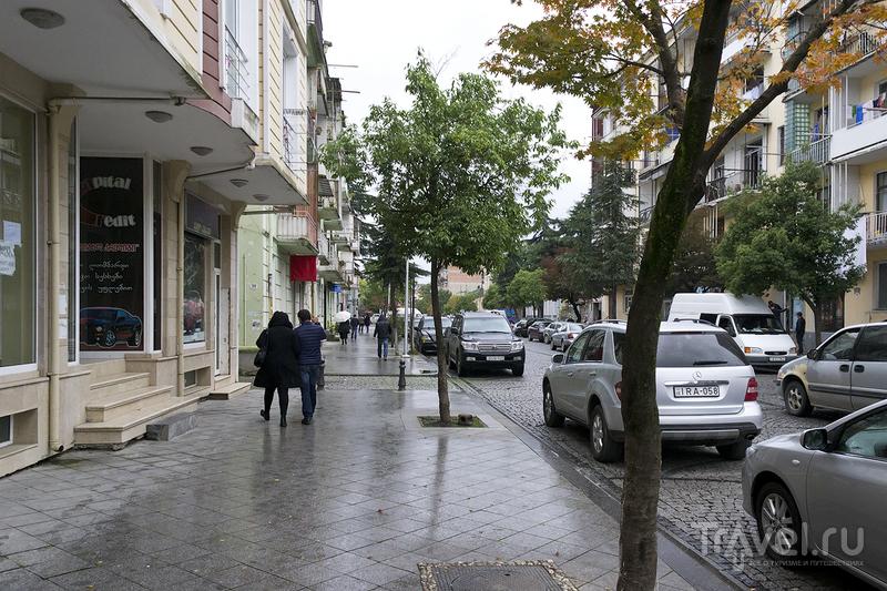 В городе Батуми, Грузия / Фото из Турции
