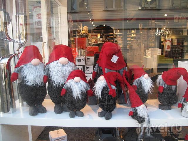 Рождество в Ставангере / Норвегия