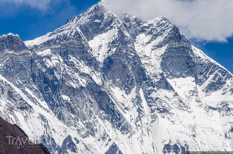 Гора Лхоцзе, Непал / Фото из Непала