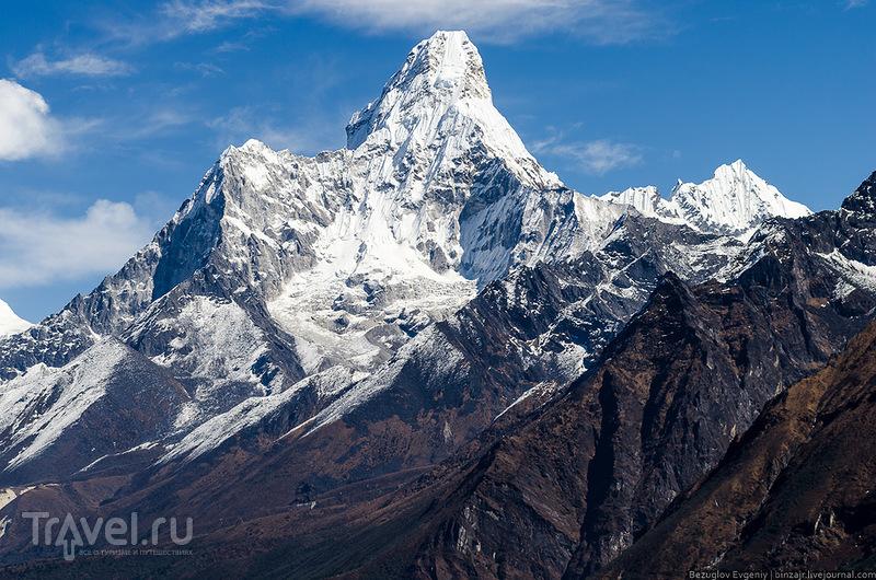 Ама-Даблам, Непал / Фото из Непала