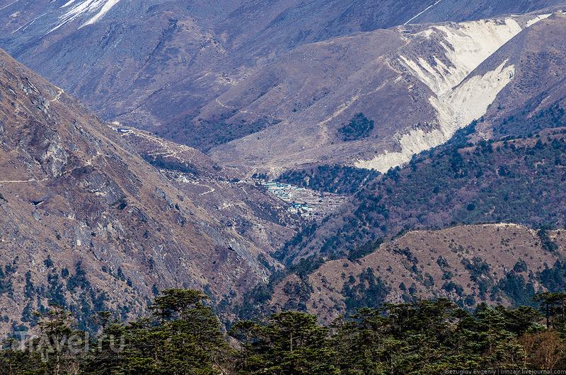 Столица Шерпландии / Фото из Непала