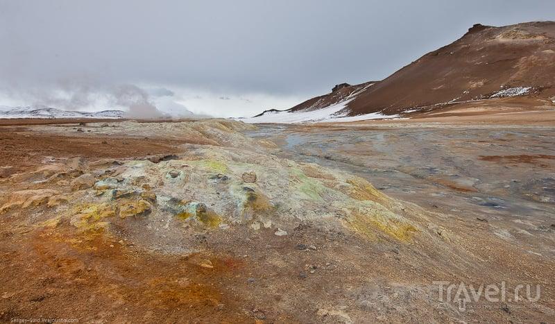 Хвераронд / Исландия