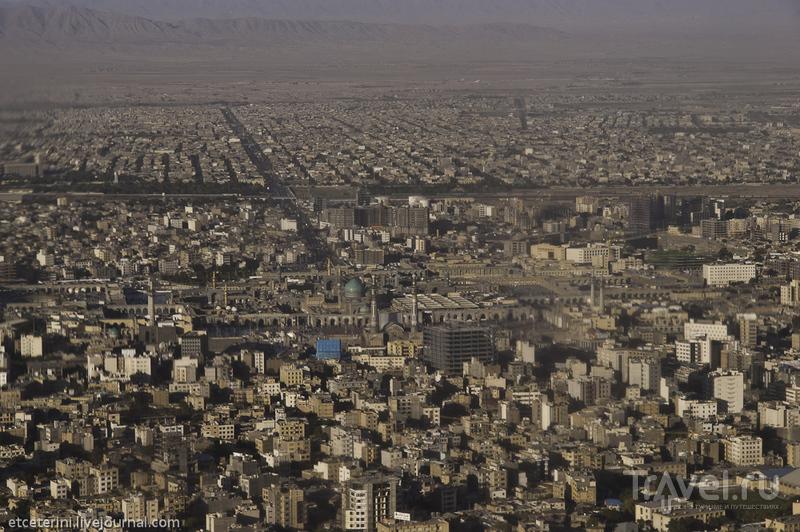 Мавзолей имама Резы в Мешхеде, Иран / Фото из Ирана