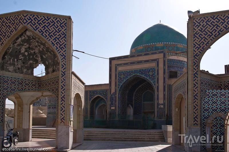 Мечеть 72 мучеников, или Масджид-и-Шах в Мешхеде, Иран / Фото из Ирана