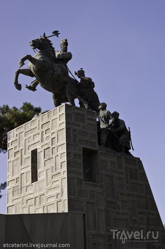 Мавзолей Надир-Шаха в Мешхеде, Иран / Фото из Ирана