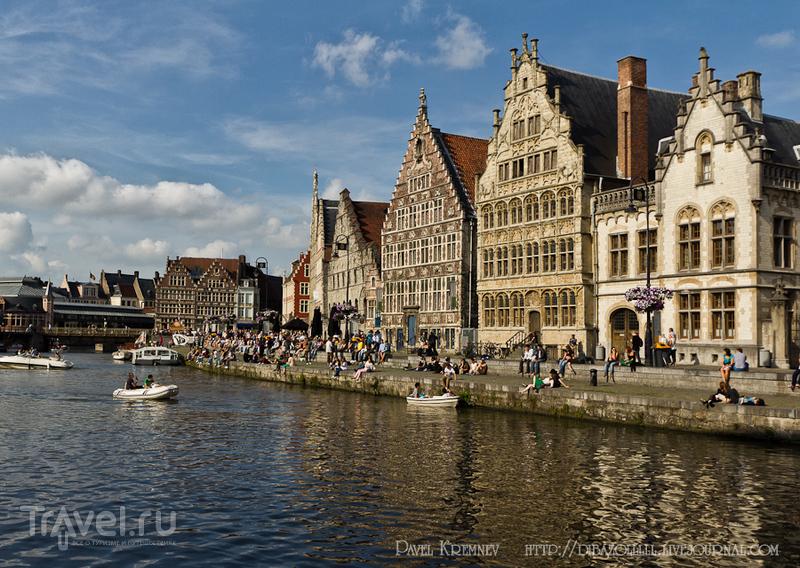 Гент (Бельгия) / Фото из Бельгии