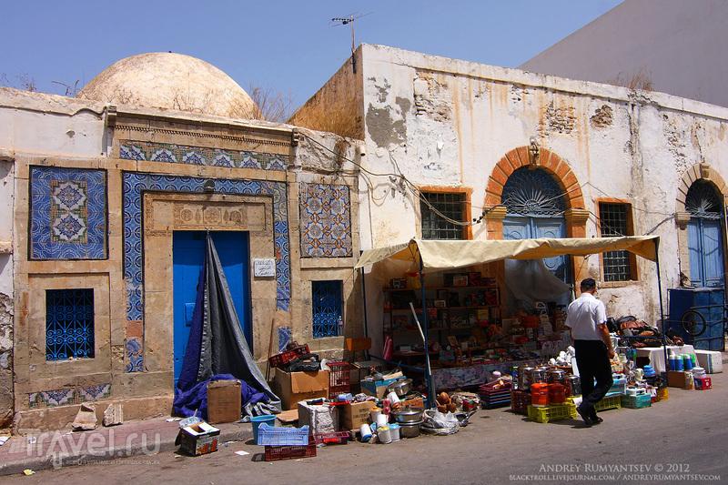 Арабская сказка - Тунис. Прогулка по Монастиру / Фото из Туниса