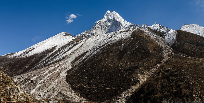 Непал. Начало другой планеты. Ноябрь 2013 / Фото из Непала