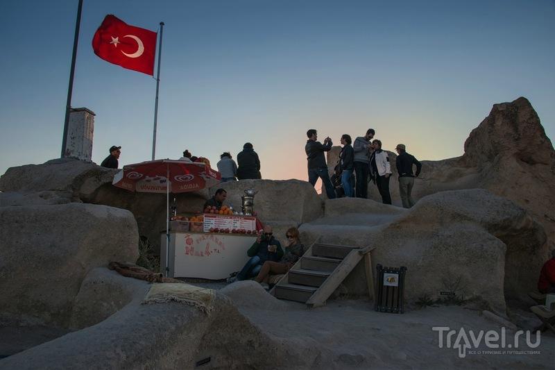 Что не входит в All Inclusive. Каппадокия: Закат над Учхисаром / Турция