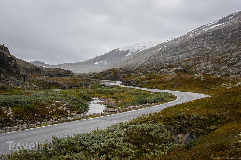 Западная Норвегия. Тролльстиген - Валлдал - Гейрангер / Фото из Норвегии