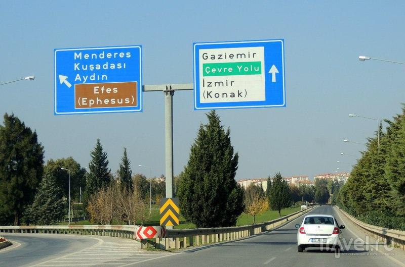 По дорогам Турции / Турция