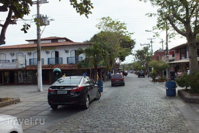 Бразилия. Город Бузиос / Бразилия