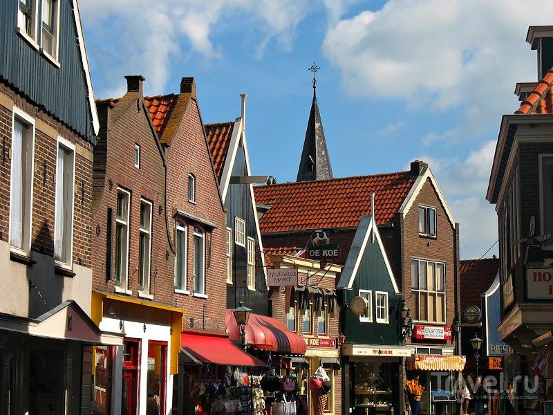 Волендам - лето. Место, созданное для релакса / Фото из Нидерландов