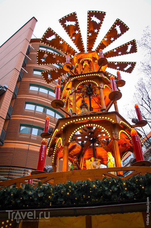 Берлин: на городских ярмарках / Фото из Германии