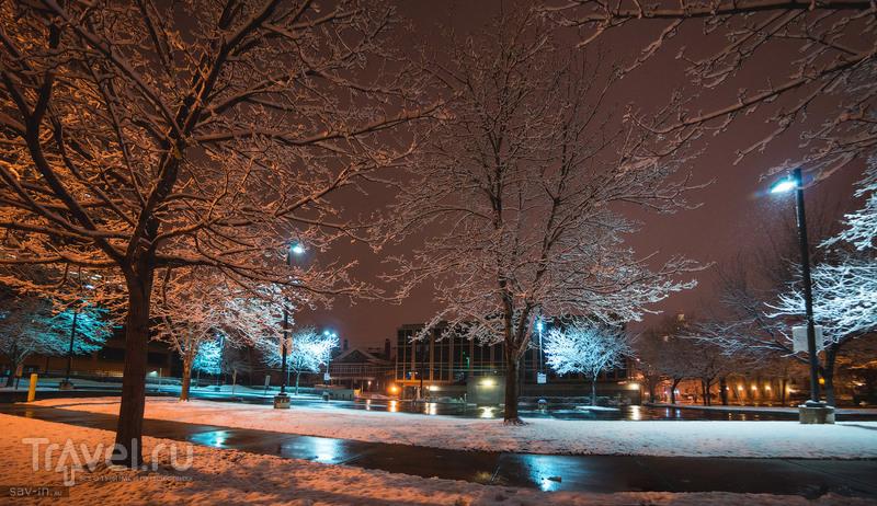 Denver. Новогоднее настроение / Фото из США