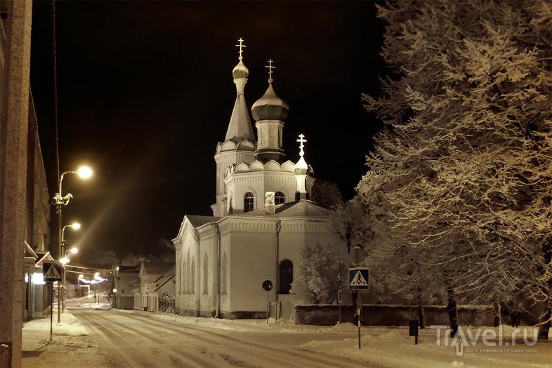 В городе Раквере, Эстония / Фото из Эстонии