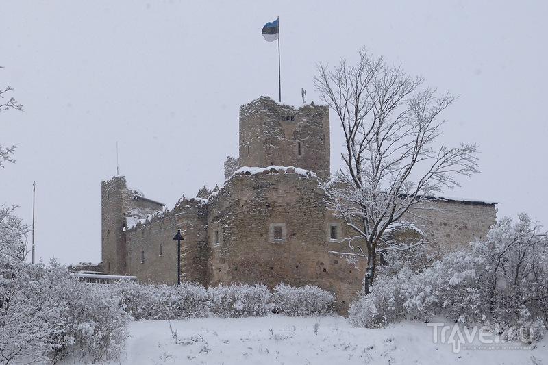 Замок Везенберг в Раквере, Эстония / Фото из Эстонии