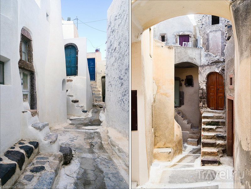 Эмпорио. Санторин / Фото из Греции