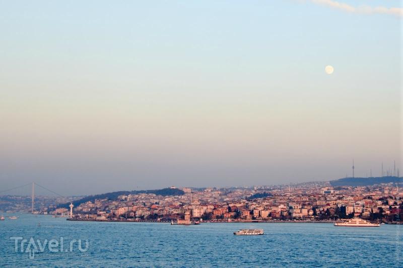 Гостеприимный, зимний Стамбул / Фото из Турции