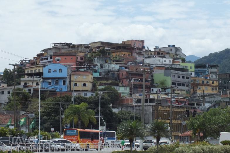 Бразилия. Город Ангра-дус-Рейс / Бразилия