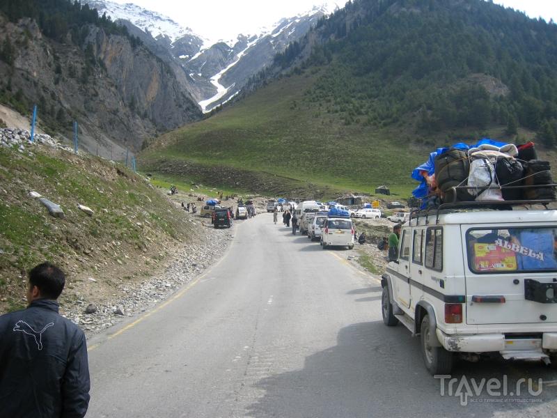 Дорога на Ладакх / Индия