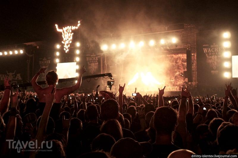 Фестиваль тяжелой музыки Wacken Open Air 2013 / Германия