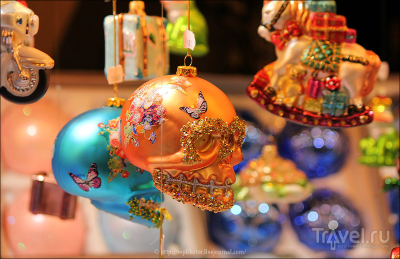 Предрождественский Страсбург / Фото из Франции