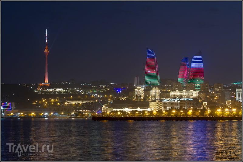 Баку / Фото из Азербайджана