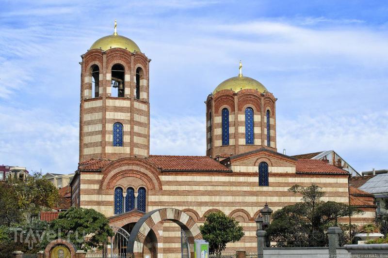 Церковь Святого Николая в Батуми, Грузия / Фото из Грузии