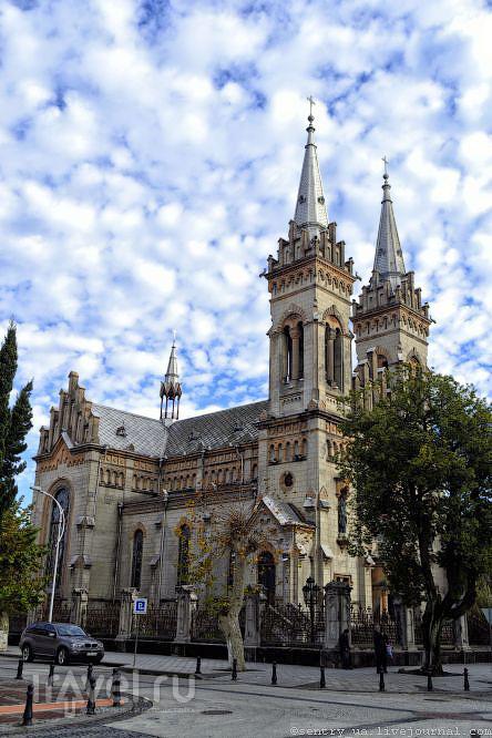 Собор Пресвятой Богородицы в Батуми, Грузия / Фото из Грузии