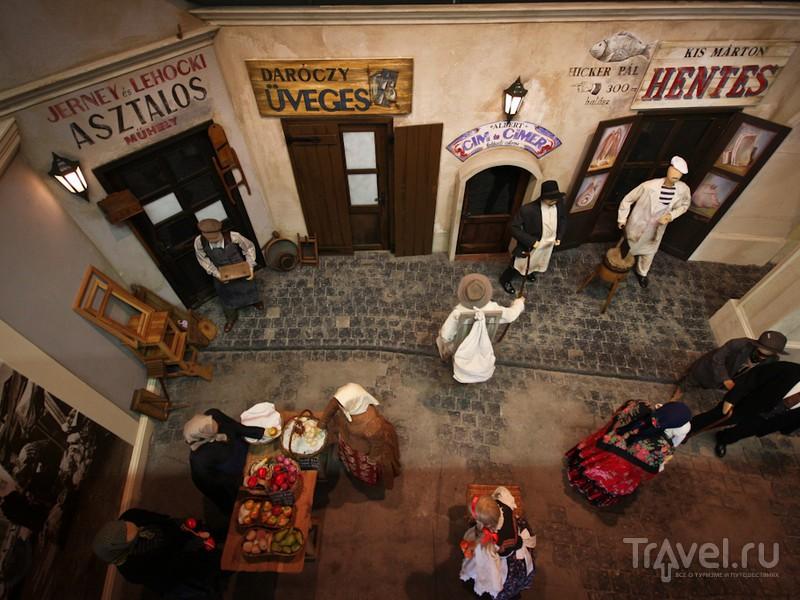 Расположенный на территории Опустасер музей восковых фигур, Венгрия / Венгрия