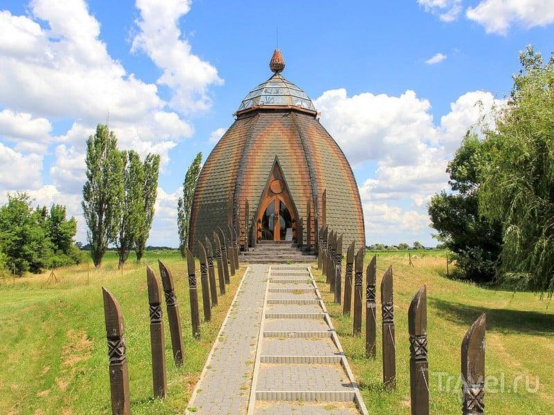 В зимнем сезоне часть экспозиций, расположенных под открытым небом, закрыты, Венгрии  / Венгрия